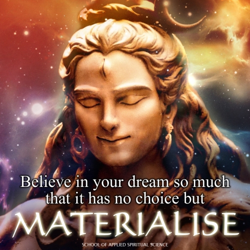 Materialise your dreams